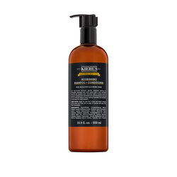 Kiehls Grooming Solutions Nourishing Shampoo & Conditioner  500ml