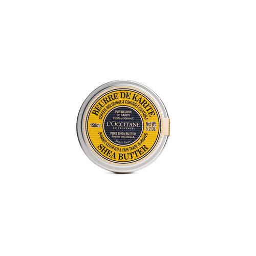 L'Occitane Shea Butter Certified-Organic 150ml