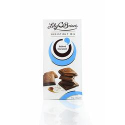 Lily O Briens Salted Caramel Milk Bar 80g