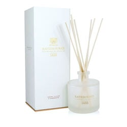Rathborne  Cedar, Cloves and Ambergris Scented Reed Diffuser 200ml Lasts for up to 16 weeks