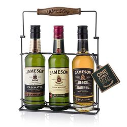 Jameson Irish Whiskey  3x20cl Gift Pack