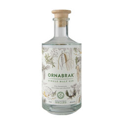 Ornabrak Ornabrak Single Malt Gin  70cl