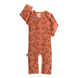 Fauna Kids Babygrow/Romper Fox Organic 0-3 Months