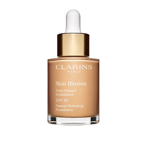 Clarins Skin Illusion Fluid Foundation  30ML