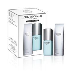 Shiseido Men Hydro Master Set Hydro Master Gel & Cleanser