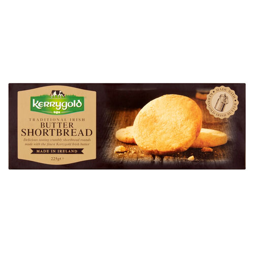 Kerrygold Traditional Irish Butter Kerrygold Shortbread 225g