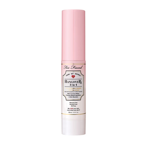 Too Faced Hangover 3 in 1 Spray Travel Sized 30ml