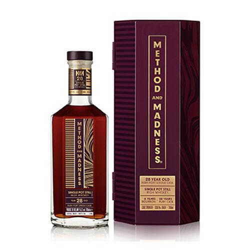Midleton Method & Madness SPS 28YO PP Irish Whiskey 70cl