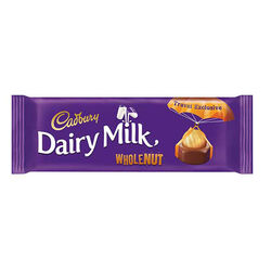 Cadbury Whole Nut Tablet  300g