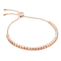 Calvin Klein Rose Gold Tune Bracelet Ladies Klein