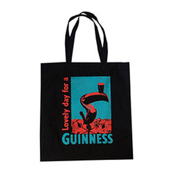 Guinness  Black Toucan Tote Bag