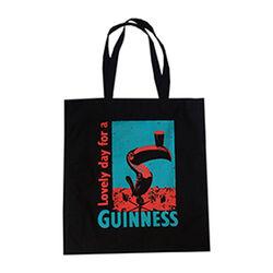 Guinness  Black Toucan Tote Bag