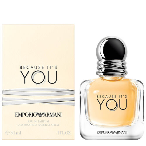 Armani Emporio Armani Because It's You Eau de Parfum 30ml