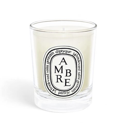 Diptyque Amber  Small Candle 70g