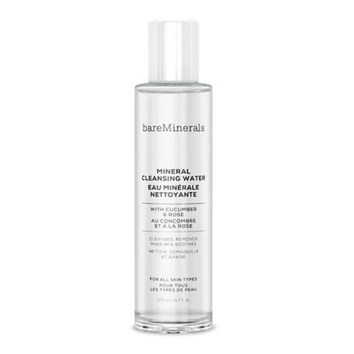 Bare Minerals Mineral Cleansing Water With Cucumber and Rose 200ml