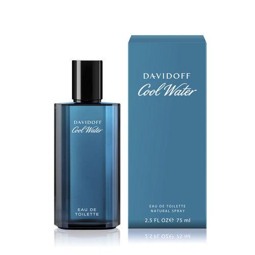 Davidoff Cool Water Men Eau de Toilette 75ml