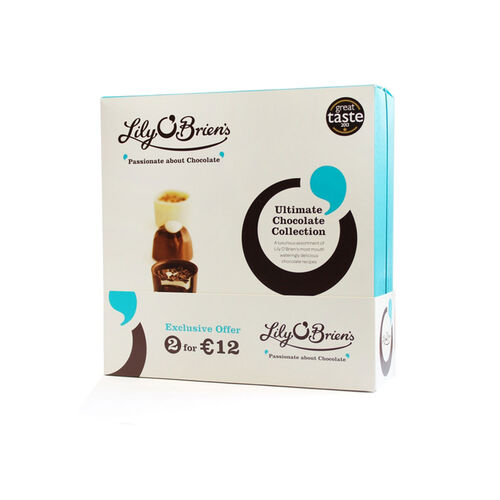 Lily O Briens Ultimate Collection Twin Pack