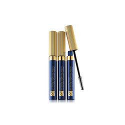 Estee Lauder Travel Exclusive Double Wear Mascara Trio Zero Smudge Lengthening Mascara