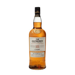 Glenlivet Single Malt Whisky Scotland  Master Distiller's Reserve 1L
