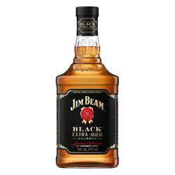 Jim Beam Black Kentucky  Straight Bourbon 1L