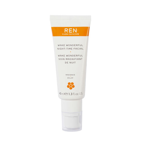 REN Skin Care Wake Wonderful  Night Time Facial 40ml