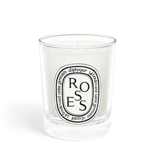 Diptyque Roses  Small Candle 70g