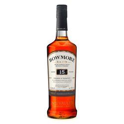 Bowmore 15yr 'Gold & Elegant'  1L