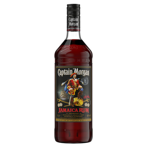 Captain Morgan Jamaica Rum  1ltr