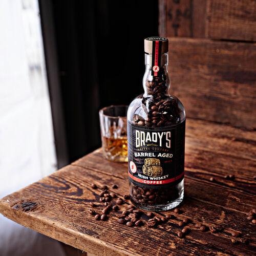 Souvenir SOV Barrel Aged Irish Whiskey Coffee Bottle