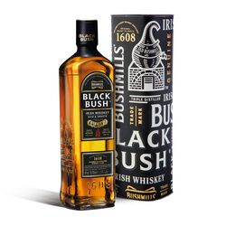 Bushmills Black Bush Premium  Irish Whiskey 70cl
