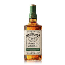 Jack Daniels Tennessee Rye  Whisky 1L