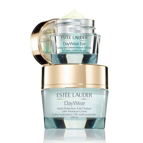 Estee Lauder DayWear Daywear for Face & Eyes  Crème + Eye Gel Creme Oceania only