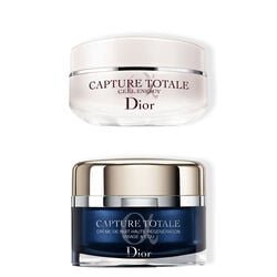 Dior Capture Totale Capture Totale C.E.L.L.  Energy Firming and Wrinkle-Correcting Creme & Capture Totale Night Crème