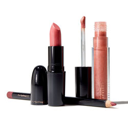 MAC Starlit Lip Bag Neutral