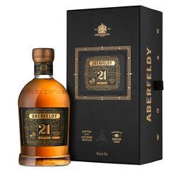 Aberfeldy 21 Year Old Scotch  70cl