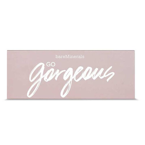 Bare Minerals Go Gorgeous Eye & Face Palette Travel Exclusive