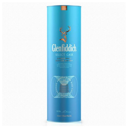 Glenfiddich Select Cask Scotch Whisky 1 Litre