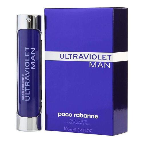 Paco Rabanne Ultraviolet Man Eau de Toilette 100ml
