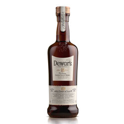 Dewar's 18 Year Old Founder Scotch Whisky  1L