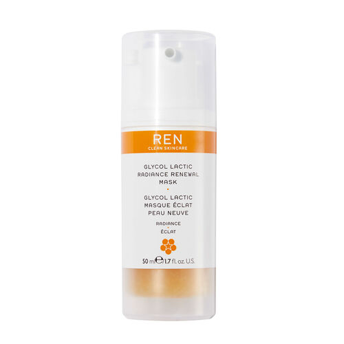 REN Skin Care Glycol Lactic Radiance Renewal Mask  50ml