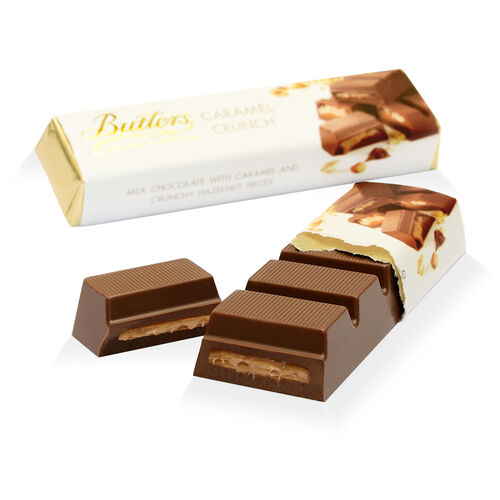 Butlers 75g Caramel Crunch Bar