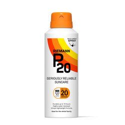 P20 P20 Continuous Spray Spf20  150ml