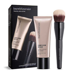 Bare Minerals Complexion Rescue & Smoothing  Face Brush Duo Set