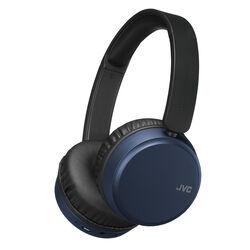 JVC On Ear B/T N/C Headphone   Blue