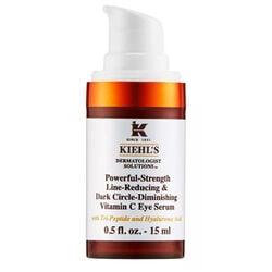 Kiehls Powerful-Strength Line-Reducing and Dark Circle-Diminishing Eye Serum  15ml
