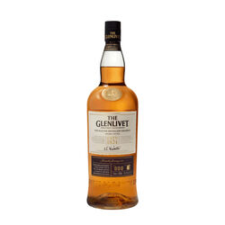 Glenlivet Single Malt Whisky Scotland  Master Distiller's Reserve Solera Vatted 1L