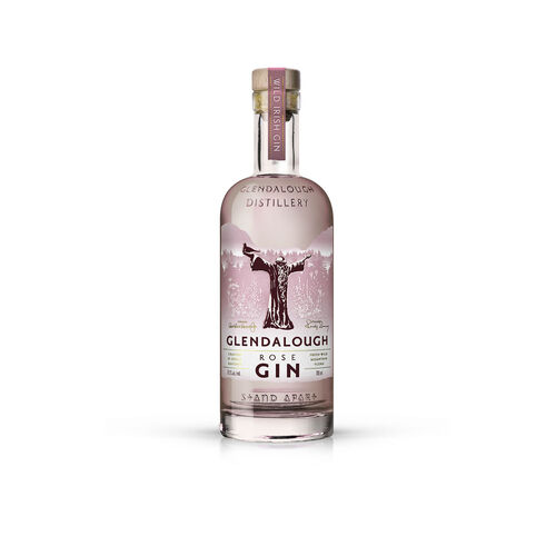 Glendalough Wild Rose Gin  70cl