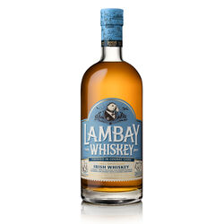 Lambay Small Batch Blend Irish Whiskey 1L
