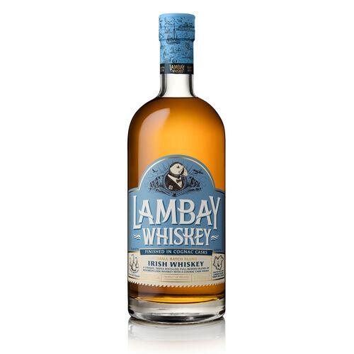 Lambay Small Batch Blend Irish Whiskey 1L
