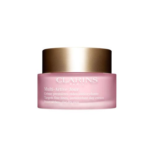 Clarins Multi-Active Day Cream  Dry Skin New 50ML